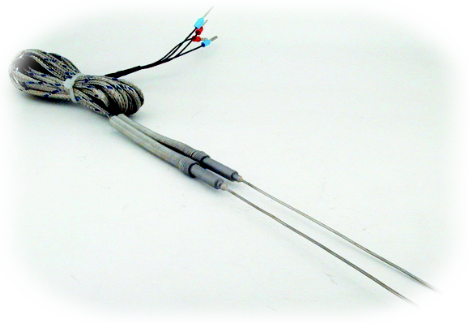 Mantle thermocouple
